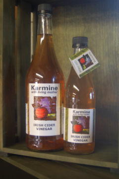 Karamine Irish Cider Vinegar