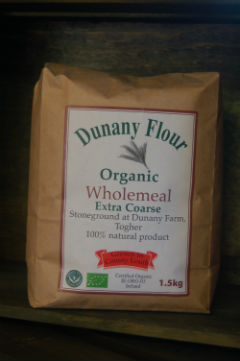 Organic wholemeal extra course