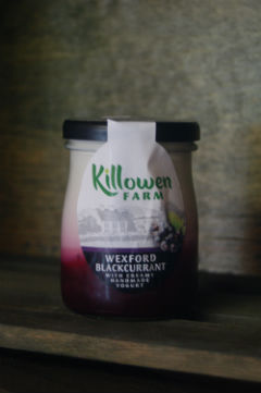 Blackcurrent Yogurt